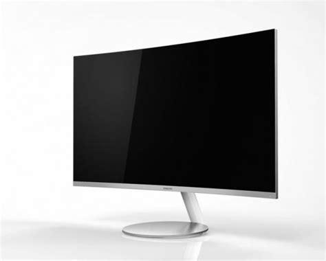Monitor Frameless samsung announces world s frameless curved monitor