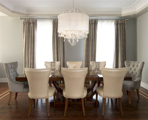 chandeliers for dining room contemporary long crystal chandelier dining room transitional with
