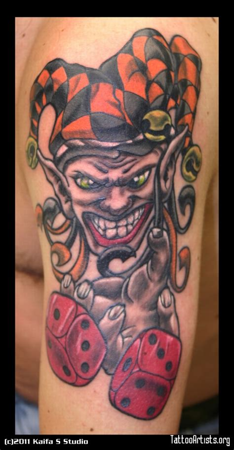 joker tattoo studio wolmirstedt tatuaggio joker pictures to pin on pinterest tattooskid
