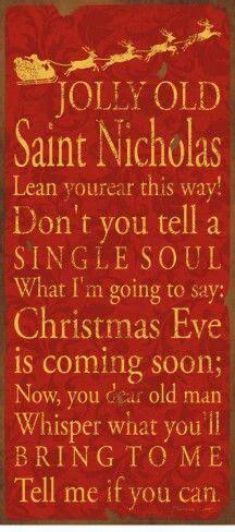 jolly  st nicholas images vintage christmas father christmas christmas art