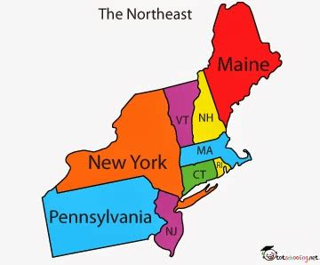 map of the united states northeast region search results for us map northeast region states and