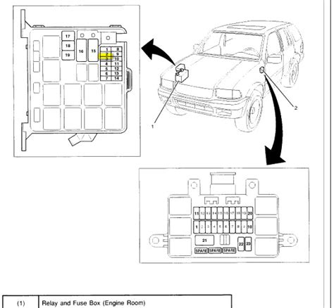 isuzu rodeo may i the pin diagram for thr obd2 connector