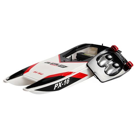 rc fast electric boat racing electric rc speed toy boat hydroplane vector shaped sleek