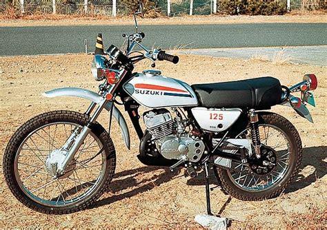 1974 Suzuki Ts 125 Suzuki Ts125