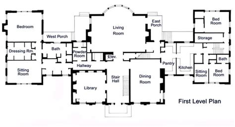 Mansion Floor Plans Free The Paulson Mansion Floor Plans