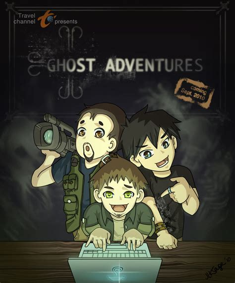 ghost adventures pictures ghost adventures 2010 by jlksage on deviantart
