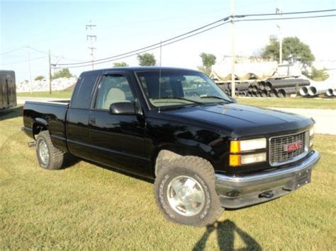 sell used 1997 gmc k1500 sle z71 extended cab