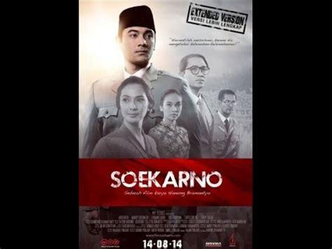 film soekarno watch online soekarno extended version trailer youtube
