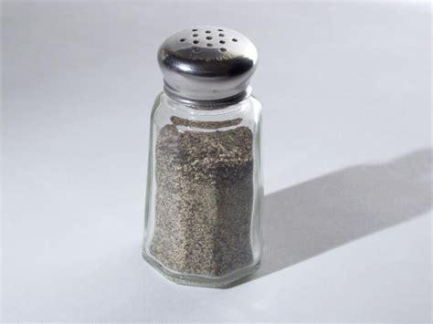 black pepper food carcinogens