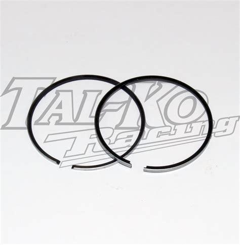 Rxking 135cc piston ring set
