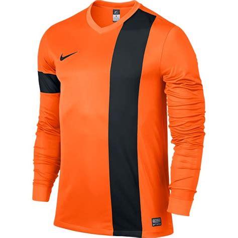 Jersey Thrill Black Orange Ls nike striker iii ls team kit set of 15