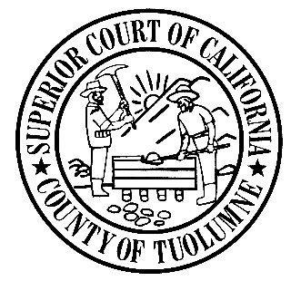 Tuolumne County Court Records The Superior Court Of California Tuolumne County Pdf