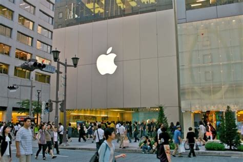 apple japan apple fans queue for lucky bag bargains in japan
