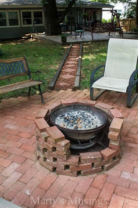 diy outdoor pit ideas great pit ideas