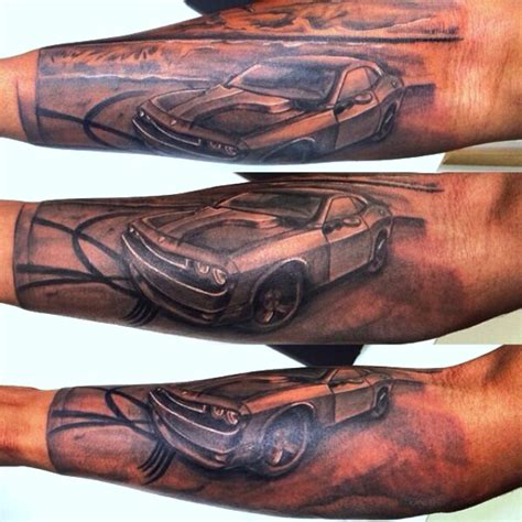 car tattoos car gallery