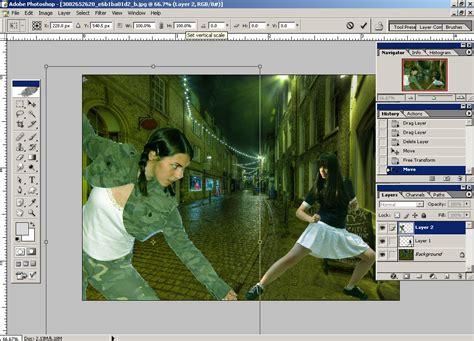 tutorial gambar realistis cara mudah membuat komik dengan photoshop lengkap