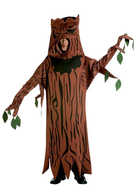 tree costume spooky tree costume