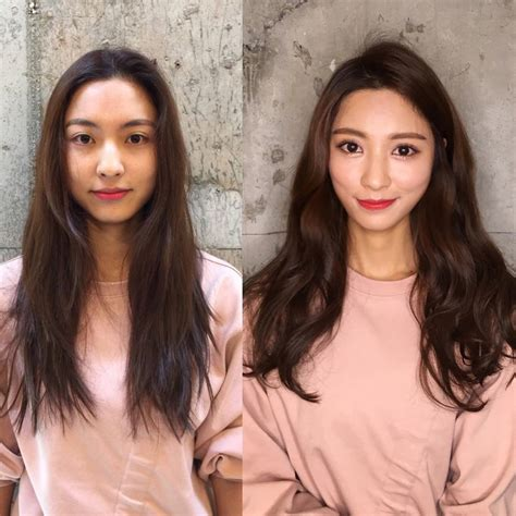 tutorial make up korea before after you ll be shocked by these before and after korean makeup