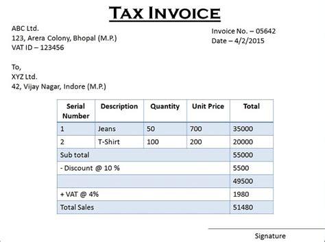 retail layout adalah tax invoice declaration in tax invoice declarationterms
