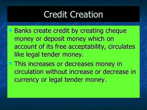 formal credit definition commercial banks in india ppt