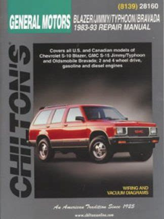 Chevrolet Automobile Manuals Page 10 Of 20 Repair