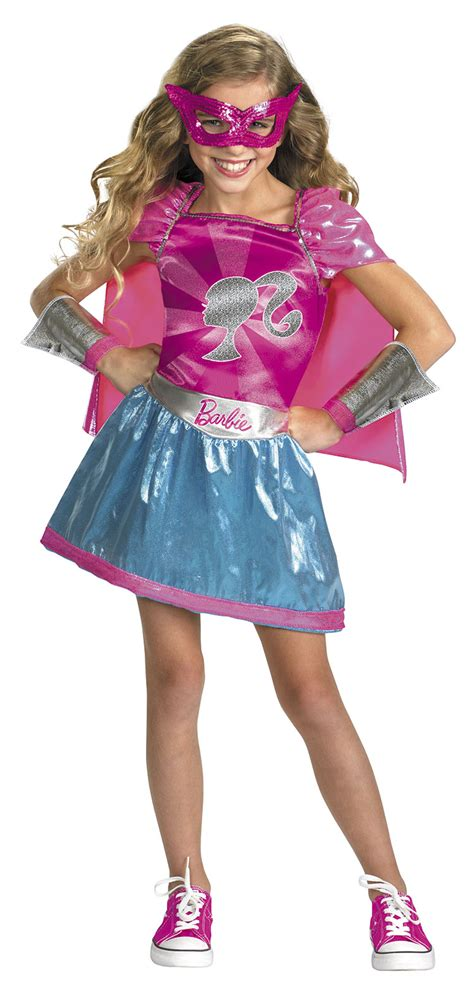 superhero halloween costumes for girls girls super hero barbie costume barbie costumes costumes
