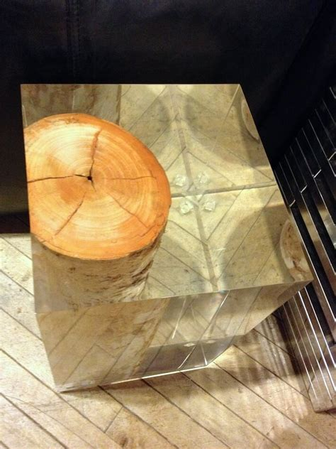 ui pattern tree table interior decorating with tree stumps au naturel homejelly