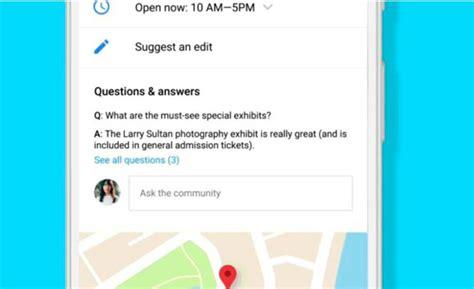 hacer preguntas en google guerrillerosglobales google maps ya permite hacer