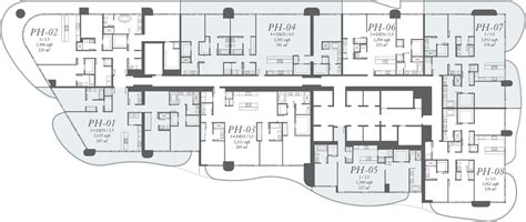 flatiron building floor plan new condos for sale in brickell miami brickell flatiron