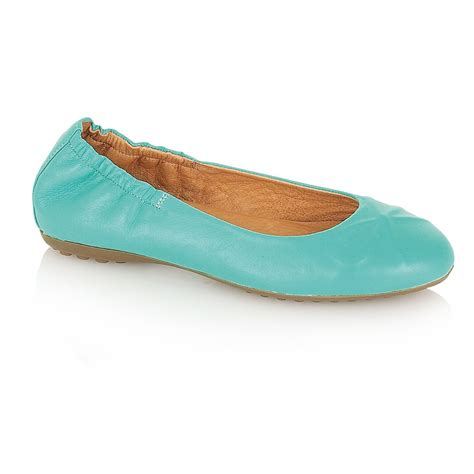mint green flats shoes ravel lilah ballet flats mint green leather ravel from