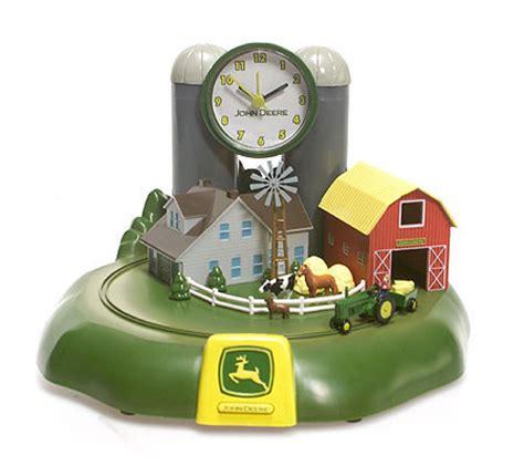 deere tractor sound alarm clock qvc