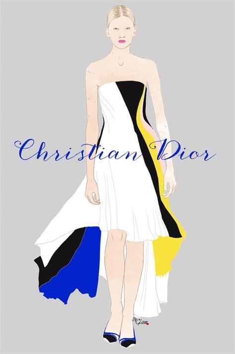 christian dior resort   mademoiselle stef