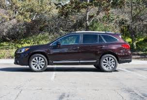 Subaru Outback Reviews 2017 Subaru Outback 3 6r Touring Test Drive Review