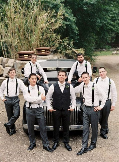 Wedding Usher Attire by Ushers Vs Groomsmen What Are The Differences