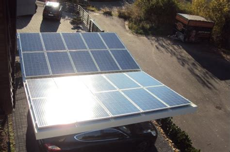 carport solardach carport solaranlagen carport sunport photovoltaik