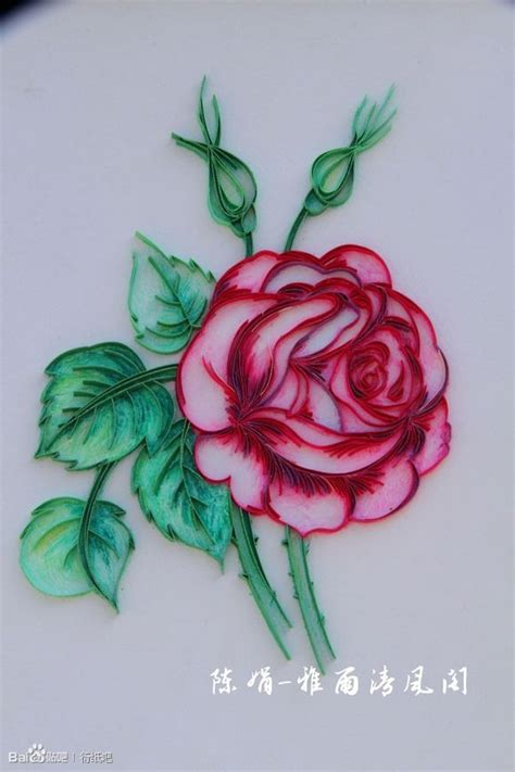 quilling paper rose tutorial beautiful quilling rose квиллинг pinterest quilling