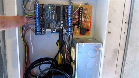 Garage Door Opener Using Arduino Arduino Garage Door Opener