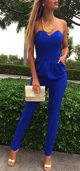 Lys Jumpsuit Marun Kombi Navy jumpsuits cobalt and blue jumpsuits on
