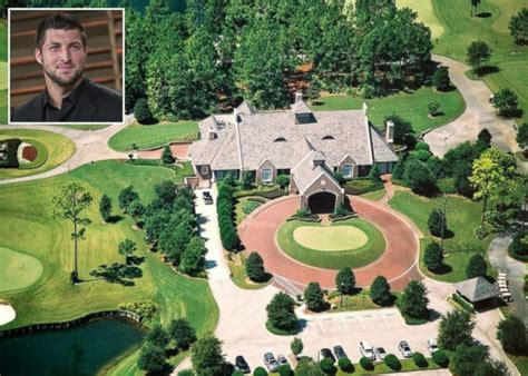 Country Home Interior by Tim Tebow Buys 1 4 Million Home At Jacksonville Country Club