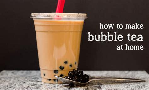 how to make home how to make bubble tea boba at home blog noshon it