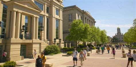 Iowa State Mba Application Deadlines by Of Iowa S Tippie School Of Management