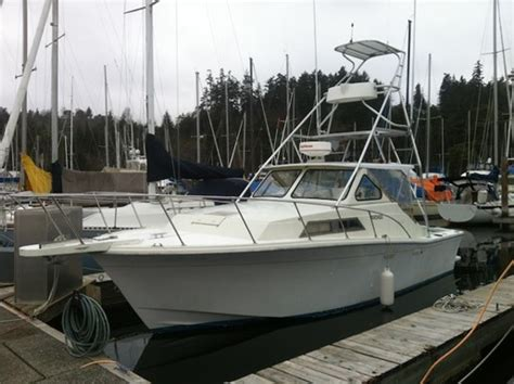 salty dog boat sales uniflite 28 salty dog 1974 used boat for sale in north