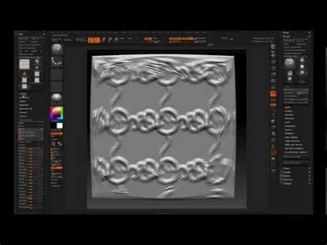 zbrush tutorial cz zbrush tiling sculpts polycount