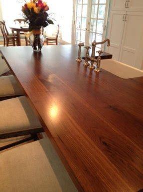 diy custom wood countertops black butcher block island foter