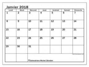 Calendrier 20 Juillet 2018 Calendrier Janvier 2018 50ld