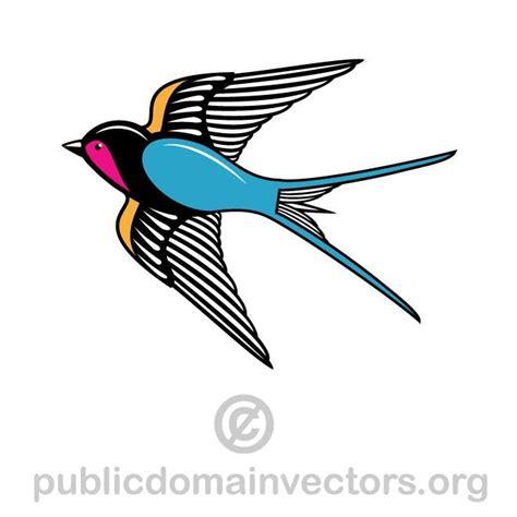 dibujos de golondrinas para graduacion golondrina vector de la imagen descarga en vectorportal