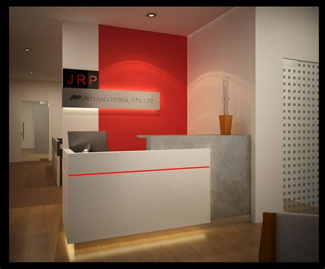 Modern Reception Desk Design Office Reception Designs Decobizz
