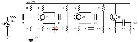 bjt transistor lifier design a friendly nudge in designing a multi stage bjt lifier