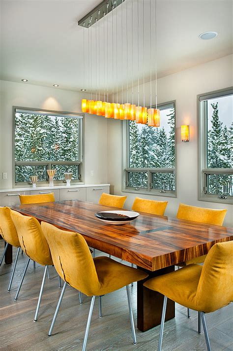 Colorful Dining Room Table How To Choose The Right Dining Room Chairs