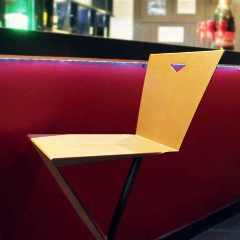 Tabouret De Bar Haut De Gamme by Tabouret Assise Haute Haut De Gamme Design Origami Zing En